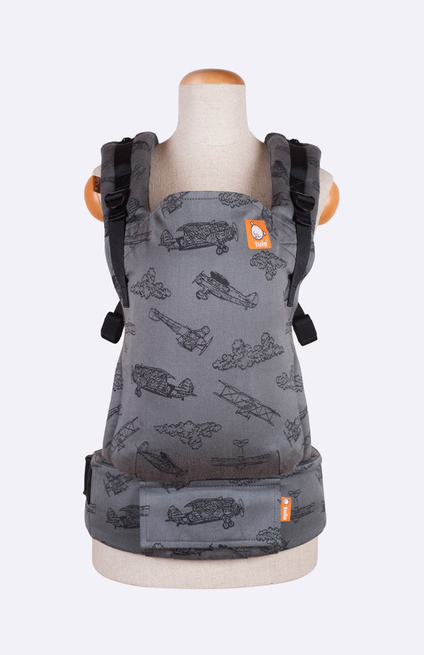 Tula Woven Aviator - Tula Signature Baby Carrier Wrap Conversion