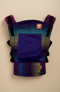 Coast Girasol Summit (azul capitan weft) - Tula Signature Baby Carrier