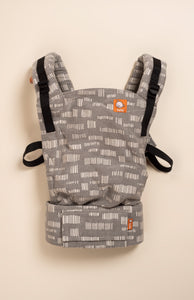 Emmeline Textiles 110th Achromatic - Tula Signature Baby Carrier