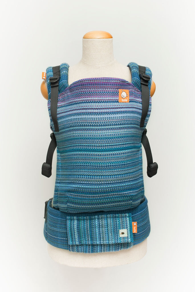 Baby Tula — Half Free-To-Grow Wrap Conversion Baby Carrier