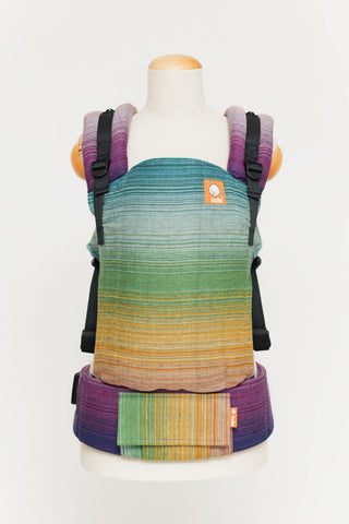 Baby Tula Full Standard Wrap Conversion Carrier - Girasol Coronado Cuervo