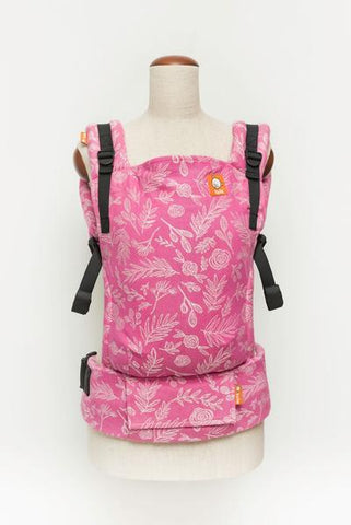 Tula Woven Julia James Bloom - Tula Signature Baby Carrier