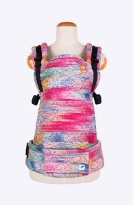 Luz Wonder & Surrender Hot Pink - Tula Signature Baby Carrier