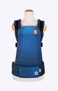 Mad Hatter Moonlight Blue - Tula Signature Baby Carrier