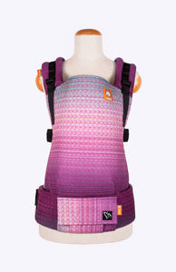 Magabi Purple Lilac Fuchsia - Tula Signature Baby Carrier