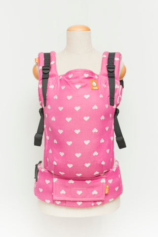 Tula Woven Petit Love Bloom - Tula Signature Baby Carrier