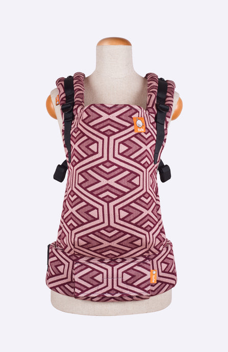 Woven Wings Buenos Aires - Tula Signature Baby Carrier Tula Wrap Conversion | Baby Tula
