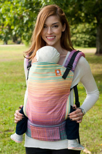 Full Toddler WC Carrier - Iris Wrap Conversion - Baby Tula