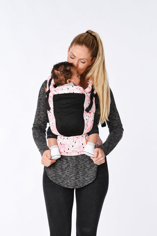 Coast Balancing Act - Tula Free-to-Grow Baby Carrier