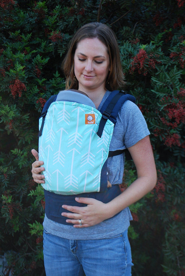 Fletcher - Tula Baby Carrier Ergonomic Baby Carrier - Baby Tula