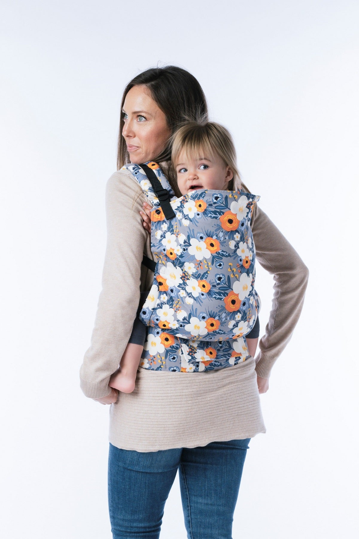 French Marigold - Tula Toddler Carrier - Baby Tula