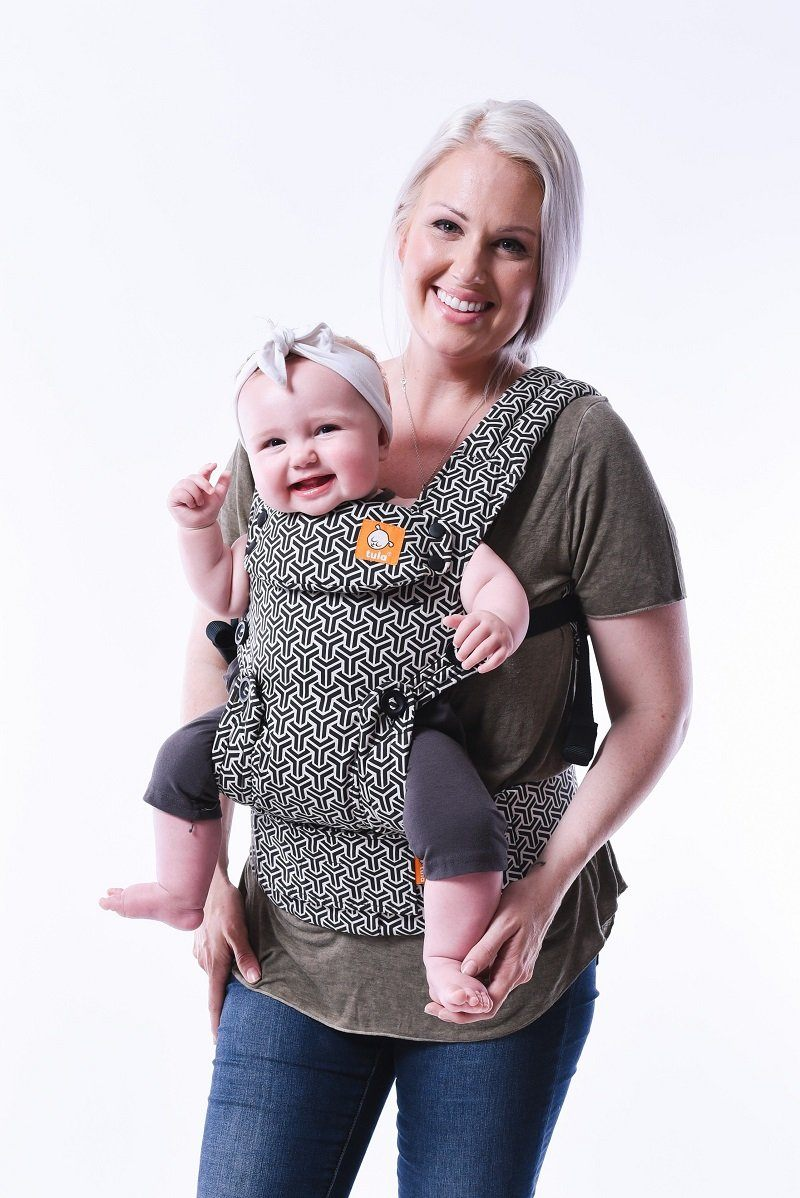 Forever Tula Explore Baby Carrier Baby Tula