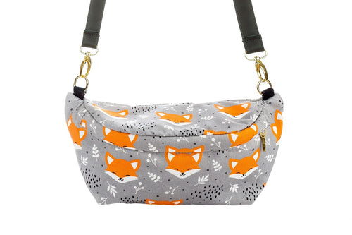 Fox Trot - Tula Hip Pouch