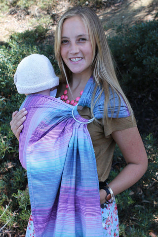 Aurora Galileo - Cotton Ring Sling