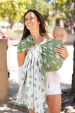 Ghoulie Peek - Cotton Ring Sling