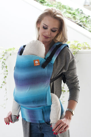 Half Standard WC Carrier - No. 25 Wrap Conversion - Baby Tula