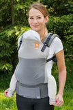 Half Toddler WC Carrier - Piedra Wrap Conversion - Baby Tula