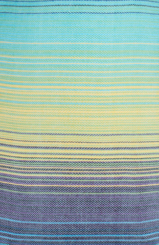 Girasol Summit Tinte Azul - Tula Heirloom Blanket Heirloom Blanket | Baby Tula
