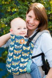 Ergonomic Baby Carrier Gossamer - Tula Baby Carrier - Baby Tula - 2