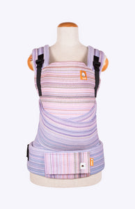 Erizo Desert Bloom Lilas - Tula Signature Baby Carrier Wrap Conversion