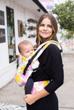 Hamptons - Tula Free-to-Grow Baby Carrier Free-to-Grow | Baby Tula