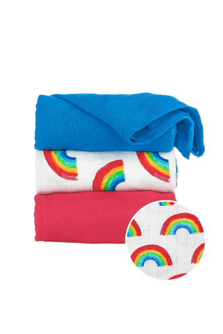 Happy Skies - Tula Baby Blanket Set Blanket Set | Baby Tula