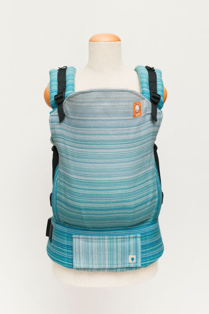Baby Tula — Half Toddler Wrap Conversion Baby Carrier