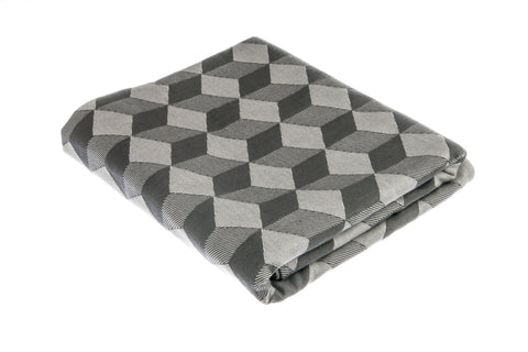 Hexahedron Storm - Woven Wrap Woven Wrap - Baby Tula