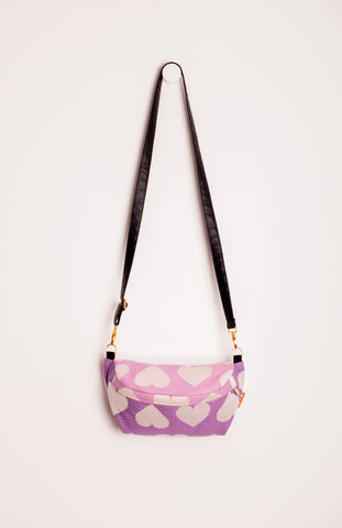 Love Grape Fizz - Tula Signature Hip Pouch