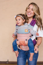 Stewed Rhubarb All The Heart Eyes Dark Pink - Tula Signature Baby Carrier