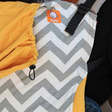 Gray Zig Zag - Tula Toddler Carrier Toddler - Baby Tula