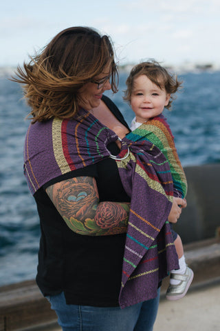 Imagine Moonlight - Cotton Ring Sling