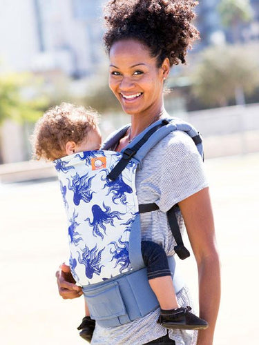 Inked - Tula Baby Carrier Ergonomic Baby Carrier | Baby Tula