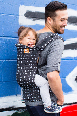 Jet - Tula Baby Carrier Ergonomic Baby Carrier - Baby Tula