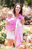 Julia James Bloom - Cotton Ring Sling