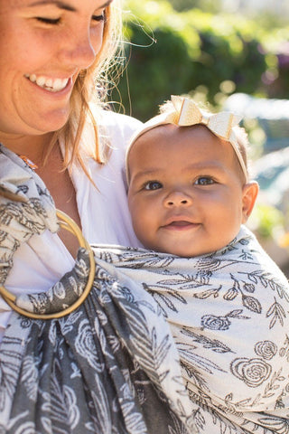 Julia James - Cotton Ring Sling