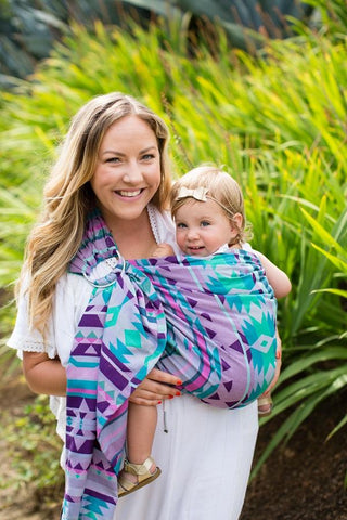 Kaleidoscope Eponine - Cotton Ring Sling