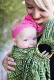 Key West Greenery - Cotton Ring Sling
