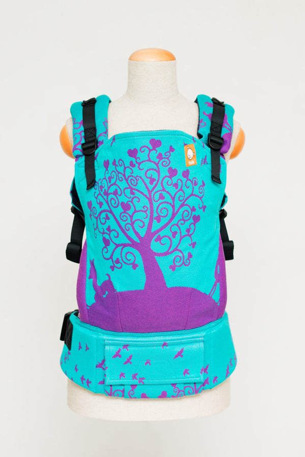 Baby Tula Full Toddler WC - Kokadi Isabella in Wonderland