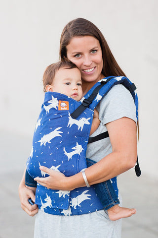 Half Standard WC Carrier - Falko Orion Wrap Conversion - Baby Tula
