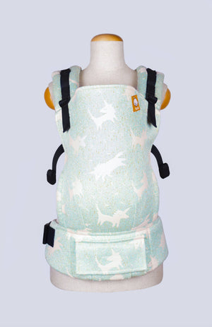 Baby Tula Full Toddler WC - Kokoro Falko Sparkle Peppermint