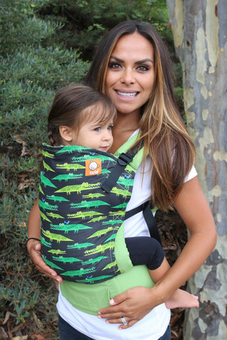 Later Gator - Tula Toddler Carrier Toddler - Baby Tula