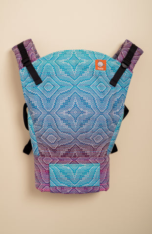 Lolly Wovens Lina Bianco - Tula Signature Baby Carrier