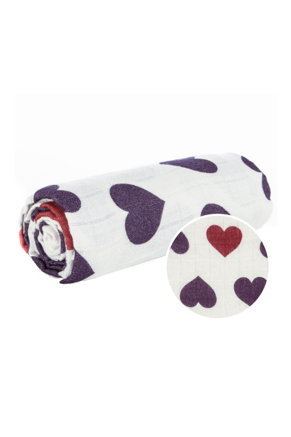 Tula Love Violette - Tula Baby Blanket