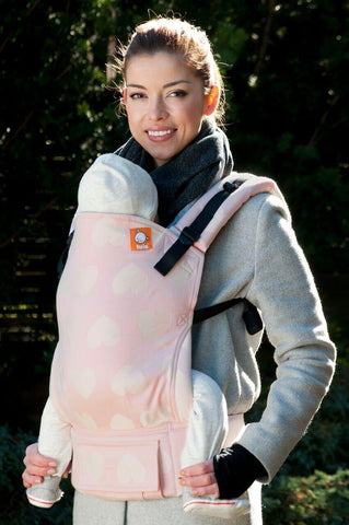 Wrap Conversion Full Toddler WC Carrier - Love Tendresse - Baby Tula