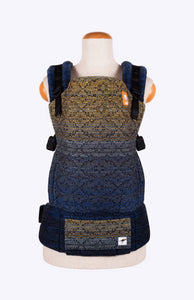 Luz Vincent Black - Tula Signature Baby Carrier Wrap Conversion