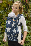 Full Toddler WC Carrier - Constellation Andromeda Wrap Conversion - Baby Tula