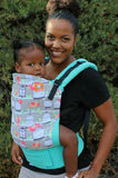 Melody - Tula Baby Carrier Ergonomic Baby Carrier - Baby Tula