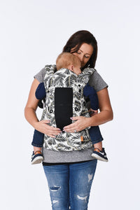 Coast Hide and Seek - Tula Explore Baby Carrier Explore Coast | Baby Tula