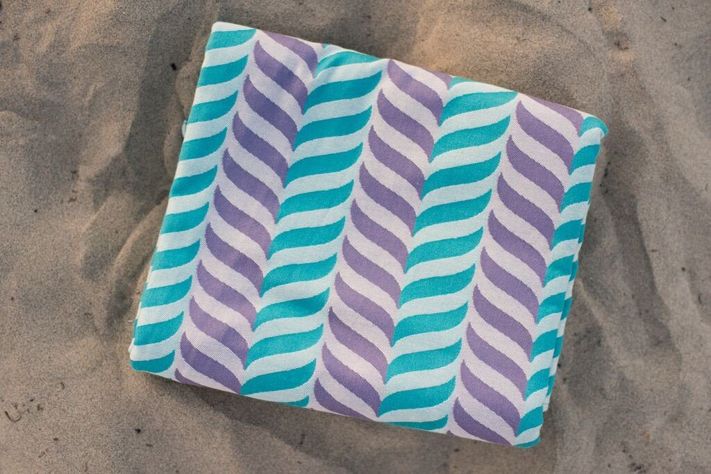 Woven Wrap Migaloo Playful - Woven Wrap - Baby Tula